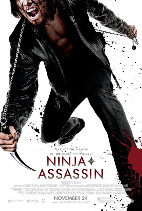 ninjaassassinposterdebut